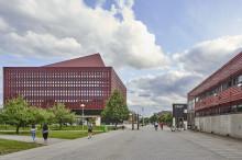 Nu invigs Studenthuset – parametrisk design och dagsljusforskning i framkant