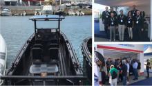 OXE 300 at Genoa Boat Show