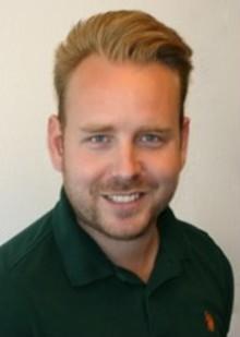 Marcus Andersson ny säljare SMC Pneumatics Göteborg