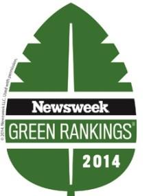 KONE rangert som verdens 12. grønneste selskap av Newsweek