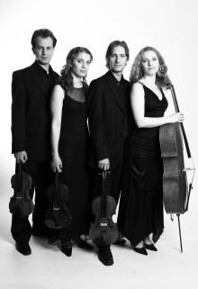 Kvartetten som tänjer på gränserna