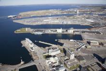 Stort markpussel i hamnen skapar fler jobb i Malmö