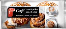 Findus lanserer ekstra store Café kanelboller
