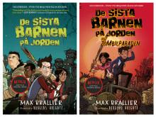Serien som kommer få ditt barn att vilja läsa! Netflixaktuella succén Sista barnen på jorden – actionladdat och rysligt roligt för barn i bokslukaråldern!