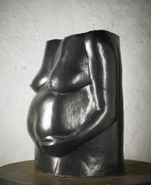 En keramikens vilde uppmärksammas i Lidköping