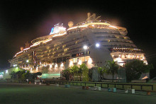 Royal Caribbean till Göteborg för första gången