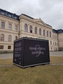 RAOUL WALLENBERGSKOLAN I UPPSALA FOKUSERAR PÅ MÄNSKLIGA RÄTTIGHETER I VÅR
