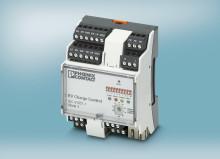 EVCC laddningskontroll med Ethernet gränssnitt