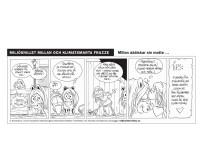 Millan älskar sin matte - en klimatsmart seriestripp del 6
