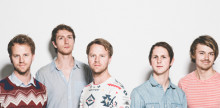 Solbeskinnet californisk indiepop med Cayucas i Ideal Bar