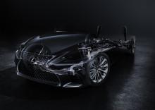 Ny Lexus LS flaggskip-sedan får global premiere i Detroit