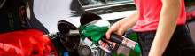 HMRC figures reveal lower fuel prices led to more miles driven