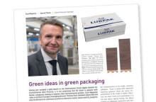 Grønne idéer i grøn emballage