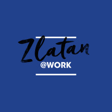 Nytt avsnitt av zlatan@work