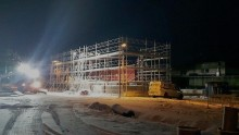 Malmberg går in i fas 2 i renoveringen av Ljusdal ARV