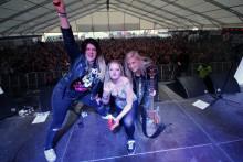 Nya hårdrockstalanger erbjuds scen på Sweden Rock