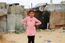 Våldet ökar efter den amerikanska administrationens fredsplan-Rädda Barnen uppmanar till säkerhet för alla barn i regionen