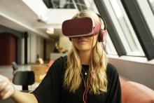 Ford och Google gör VR-app för att hålla unga förare fokuserade bakom ratten