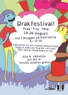 Drakflygarfestival vid havet i helgen