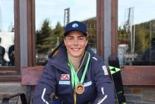 Vi följer med Aaron till Paralympics i Beijing