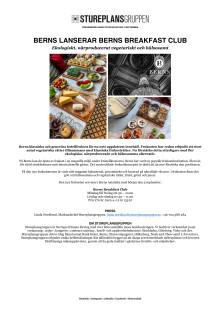 PRM - Berns Breakfast Club