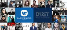 Synkront samarbeide mellom Warner og Dust