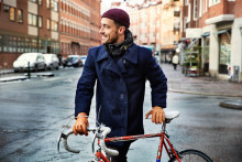 ​New study shows majority of Santander cyclists shun head protection