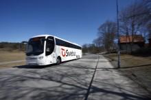 Swebus: Örebro blir välbesökt i midsommar