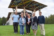 Ny mötesplats i Grythyttan tar hela livsmedelskedjan mot framtiden