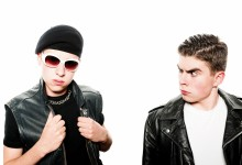 Archie and the Bunkers: Cleveland punk duo to play Third Man Records & Goner Records Festival