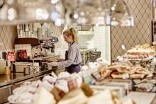Nu öppnar Åhléns City restaurang Sally Voltaire och systrar