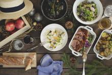 Alternativt julebord med sydfransk mad og pétanque