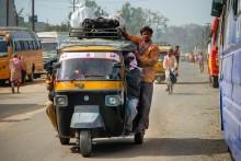Nytt svensk-indiskt samarbete om trafiksäkerhet