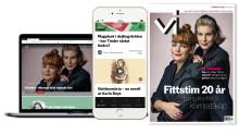 100-åriga Tidningen Vi digitaliseras, får ny form och satsar på ljud