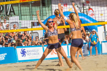 Finalen av Swedish Beach Tour flyttar!
