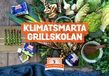 Klimatsmart grillskola ska få svenskarna grönare vid grillen