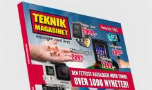 5000 dingser i Teknikmagasinets nye katalog!