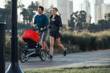 SATS lanserar löpträning med barnvagn