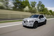 Mercedes-Benz EQC er i rute og nærmer seg verdenspremiere