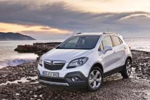 Opel ställer ut på Lifestyle Motor Show:  Nya Mokka och OPC-modeller presenteras i montern