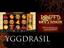 Yggdrasil kommer att lansera sitt första progressiva jackpottspel.