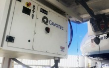 Cavotec's advanced 2500+ 400Hz converter comes to the US