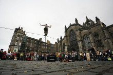"VisitScotland CEO hails ""exceptional figures"" for Edinburgh's Festivals"