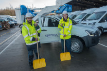 Openreach stocks up for winter to keep Wales connected