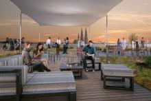 Castellum planerar att bygga Uppsalas första WELL-certifierade kontorsbyggnad