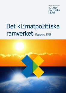 Klimatpolitiska ramverket - rapport 2018
