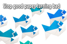 How to stop good paper from turning bad