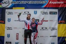 Phillips och Post vann BMX-världscupen i Ängelholm