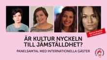 Seminarium om kulturens betydelse för jämställdhet i krig och konflikt