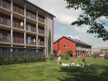 Nu är det dags för försäljning av fler Boklok-hem i Vänersborg